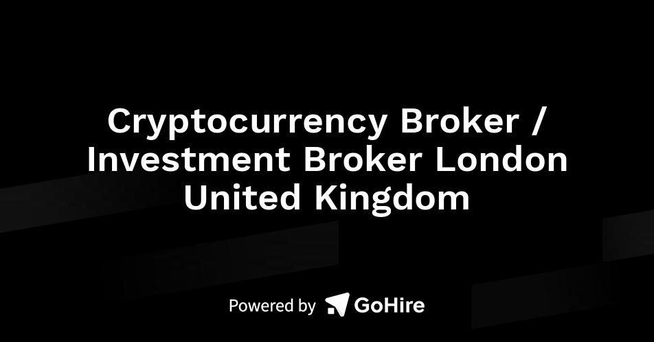 bitcoin broker london