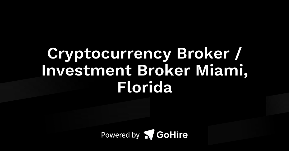 cryptocurrency florida investment